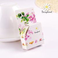 Wholesale daisyland and paper tape flowers decoration diary photo albums paper hand tear