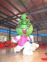 Wholesale pc meter by DHL m cartoon inflatable cartoon model