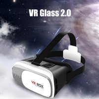 Wholesale VR II Version VR Box with Controller Virtual Reality D Glasses For inch Smartphone