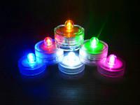 beautiful aquariums - LED Beautiful Waterproof Candle Light Fish Tank lamp Aquarium Light Bar light Prom light Wedding light LED candle lights
