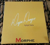 Wholesale Morphe Deysi Danger Highlight Palette Morphe blushes colors Deysi Danger Highlight Palette Morphe blush waterproof BLUSHED PALETTE