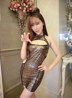 Wholesale The explosion of sexy lingerie Kaidang Luru leopard leather club uniform Catwoman ultimate temptation elegant sexy nightwear