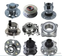 Wholesale Wheel Hub Beaing for Nissan Toyota Chrome Steel TS16949 auto003