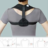 Wholesale Clavicle Posture Corrector Back Support Belt Shoulder Bandage Corset Back Orthopedic Brace Scoliosis Rugbrace Posture Corrector