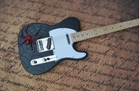 beautiful postage - Carving the electric guitar Beautiful carving TL electric guitar Exempt postage