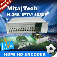 Wholesale Hot Sale Channels RTMP RTSP HDMI Encoder HD H Hardware For Live Streaming