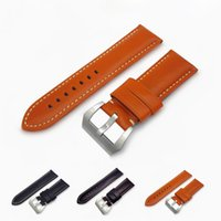 Wholesale Durable Genuine Leather Watch Band Strap mm High Quality Watch Straps Replacement for Women and Men