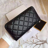 Wholesale M134 Wallet women brand designer genuine leather original box purse new arrival fashion promotional luxury high end