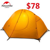 Wholesale KG naturehike ultralight tent person outdoor camping hiking waterproof tents Single carpas plegables tenda