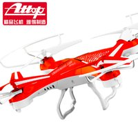 attop toys - F16706 Attop YD G CH axle Gyro RTF RC Quadcopter Drone D Flips One Key Lock Headless UFO Helicopter Toys