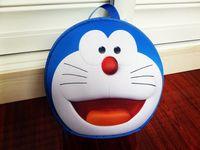 Wholesale FREE DHL New D Movie children kids Cartoon Doraemon picnic ice bag lunch bags gift schoolbag make up bag storage bag