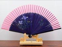 Wholesale Fan factory print fan Prints of the lacquer that bake China fan fan Creative handicraft fan