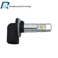 Wholesale 1 PC x Super bright W High Power CREE XBD R5 LED Car Fog Light Bulb Car Day Driving Lamp External Lights V