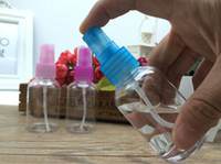 Wholesale ml Mix colors Atomizer Spray Perfume Bottles Plastic Bottles Sample Bottles BY DHL