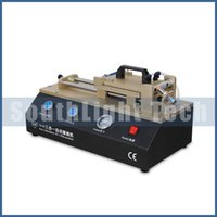 automatic laminator - Attention Newest Original in Automatic lcd OCA Laminating Machine Built in Vacuum Pump Universal Polarizer Polarizing Film Laminator