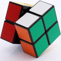 Wholesale Newest Mini Moyu magic cube x2x2 Stickerless Cubo Magico Competition Speed Puzzle Cubes Matte Edition Pocket Cube Toys For Kids