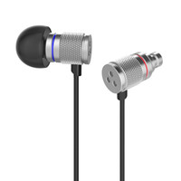 Universal amazing computers - KZ HDS3 Super Bass Clear Voice Earphone Metal In Ear Headphones Mobile Computer MP3 Universal MM Headphone Amazing Sound With Microphone
