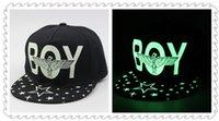 baseball novels - Novel product Flashing Hip Hop Baseball Caps Adjustable Sunhats for Women men Fashion Hip top TFBOYS hats
