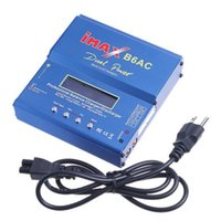 Wholesale 50W iMAX B6 AC B6AC S S S RC Lipo NiMH Battery Balance Charger