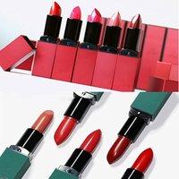 Wholesale Women dumb matte lipstick popularity velvet lipstick lipstick lasting don t rub off ten kinds of color fashion appearance