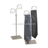 Wholesale Necktie Display Tie Display Necktie Stand Tie Holder Stand Scarves Holder Stand Tie Display Rack Necktie Display Scarf Display Stand