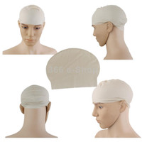 bald head wig - Reusable latex Skin head Monk Nun Funny Fake Bald Head Cap Wig Party Dress