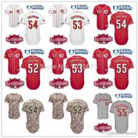 anti skip - 2016 New Cincinnati Reds Jersey Tony Cingrani Carlos Contreras Aroldis Chapman Skip Schumaker Red Camo White Grey