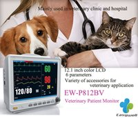 Wholesale Multi Parameter Patient Monitor EW P812BV for Veterinary Monitoring Use unit units units