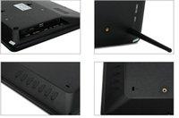 achat en gros de 12 cadre photo numérique-Garantie 12 pouces LCD multifonctionnel Image cadre photo numérique avec lecteur MP3 / MP4 avec haute qualité Livraison gratuite