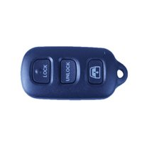 Wholesale 3 Buttons Replacement Keyless Entry Remote Key Car Fob beeper key fob For Toyata alarm clicker BNTS