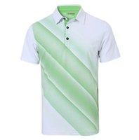 Wholesale 2016 men s Golf T shirt summer Golf Sportswear short sleeve breathable quick dry shirts fashion men Golf sport T shirt colors