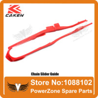 Wholesale CRF UFO Style Chain Slider Guide CR125R R CRF250X X CRF250R R Dirt Bike Off Road Motorcross Motorcycle