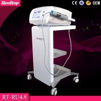 Wholesale 2016 women use rotation emission non invasive HIFU high intensity focused ultrasound machine for vigina tightening vaginal rejuvenation