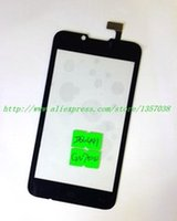 Wholesale High Quality Original Sensor Touchscreen for ZTE Blade L2 Touch Panel Digitizer Front Glass Touch Screen Display Screen FOR Gionee GN700w fl