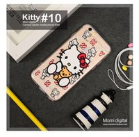 Wholesale KT cat cartoon creative support apple relief following six coloured drawing or pattern