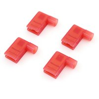 Wholesale nylon insulated joints It is like a flag wire connector copper splicing electrical wires terminal wire and termingals