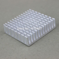aluminum heat sink - 10Pieces x x mm mm Heat sink Aluminum Heatsink Cooler For Led Light