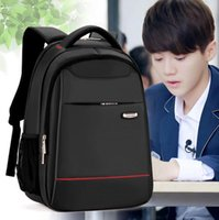 Wholesale College Student Backpack Laptop Business Person Bag High School Student Bag Large Capacity Newly Travel Backpack