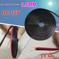 accessories caravans - V LED Lighting Fixture Power Cable mm Wire Camping Caravan Motorhome Marine RV Lamp Accessories