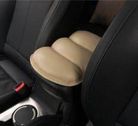 Wholesale Car Center Console Armrest Pad Soft PU Cushion For Chevrolet Cruze VW Opel Toyota Skoda Octavia Mazda Renault Auto Accessories