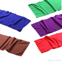 Wholesale Nano absorbent microfiber clean Towel Kitchen Handkerchief Dishcloths CM E00160 SPDH
