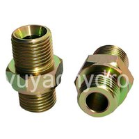 Wholesale hydraulic fittings hydraulic fittings direct selling rushed cone thread pipe new arrival