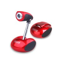 Wholesale MM BLUELOVER S11 Computer HD Camera With Notebook Computer Laptop Vision Micphone Video Webcam Million Free Drive Mac Win