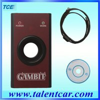 Cheap Wholesale-GAMBIT II Programmer CAR KEY MASTER II Auto Transponder Key Programmer gambit RFID Tool fast shipping