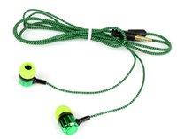 Wholesale Ubit Hot In ear Earphone Standard Noise Isolating M Reflective Fiber Cloth Line mm Stereo Colorful Earphones