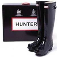 Wholesale 2016 New Arrival hunter boots Waterproof boots hunter wellies over knee boots rain boots hunter Muti color rain boots women Hot Sale