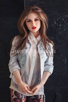 Cheap Super quality full silicone sex doll no TPE life like realistic best quality sex doll for men