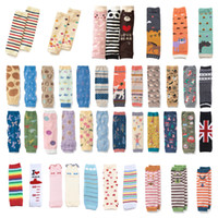 Wholesale 86 Patterns Baby Leg Warmer Toddler Legwarmers Wholesales Boy and Girl Designs Zebra Leopard Printed Legwarmers Drop Shipping