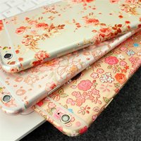 beautiful body skin - 360 Degree Full Body Beautiful Floral Matte Case Cover Side Skin Back Sticker Front HD Screen Protector Logo Cut For Iphone S Plus