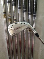 Wholesale Oem Golf clubs TMB Irons set P with Steel shaft T MB Golf irons TMB716 Irons RH